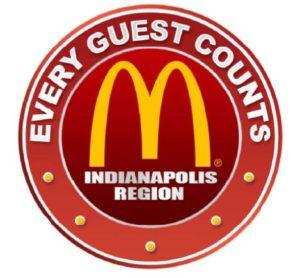 McD's Indy Logo