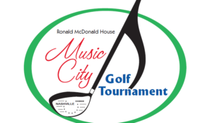 Music City Golf Logo