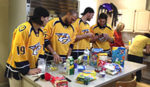 Preds Helping