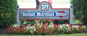 RMHC Sign