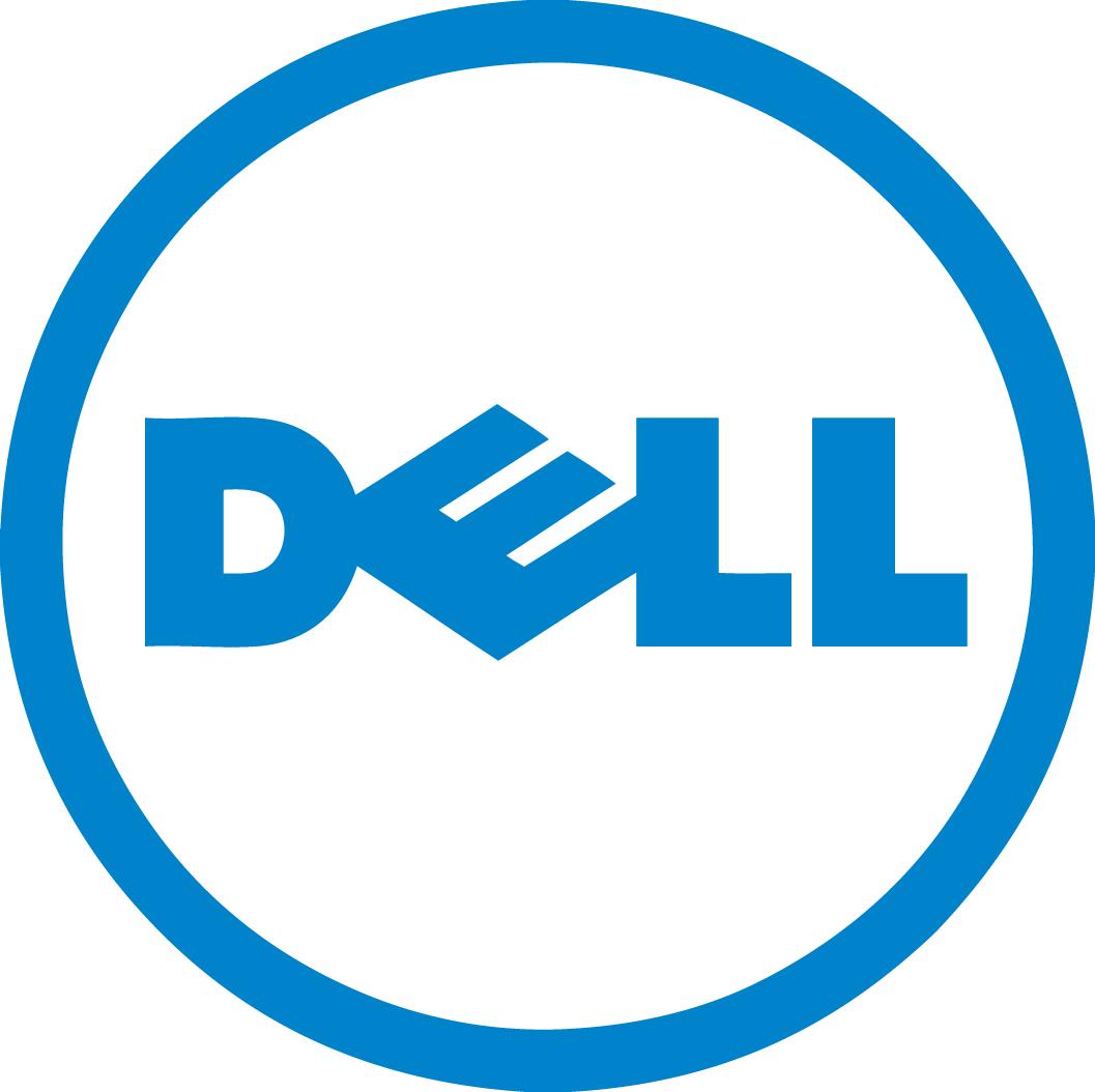 Dell logo 4C